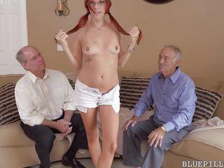 Порно видео красивого секса зрелых