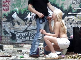 Немецкое порно в лесу